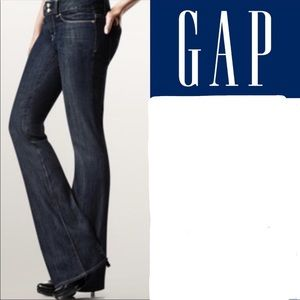 Gap Perfect Boot Bootcut Jeans